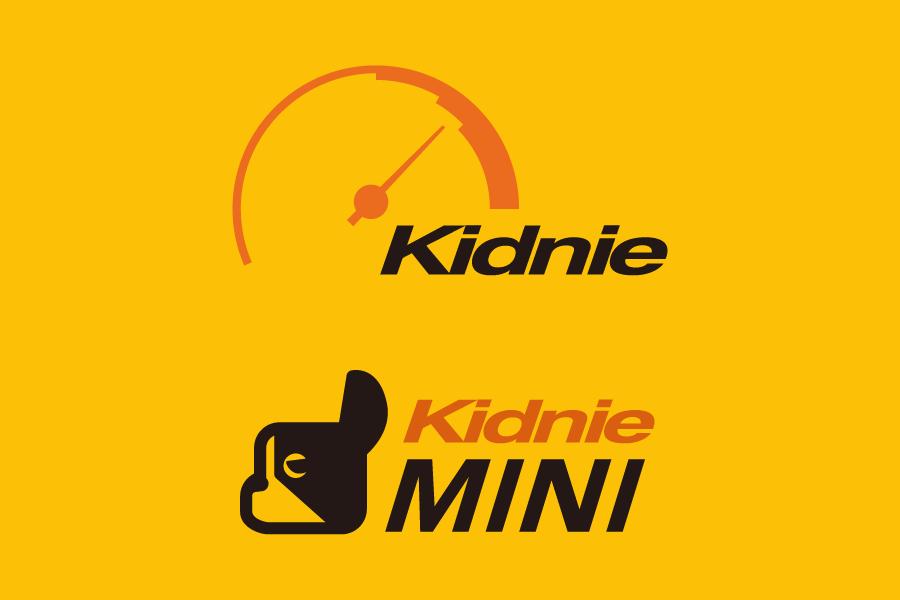 Kidnie MINIのロゴ